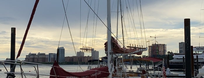 Chelsea Piers 59 is one of IrmaZandlさんのお気に入りスポット.