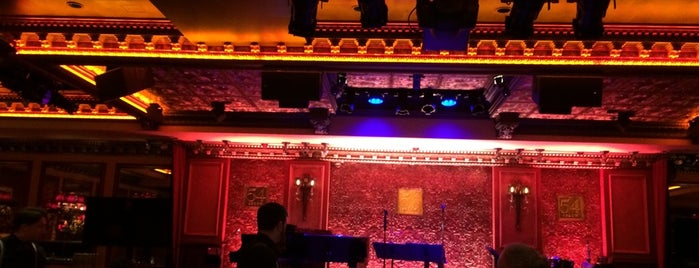 Feinstein's/54 Below is one of IrmaZandl 님이 좋아한 장소.