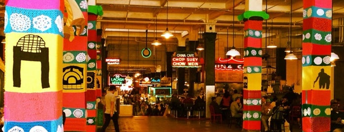 Grand Central Market is one of Locais curtidos por IrmaZandl.