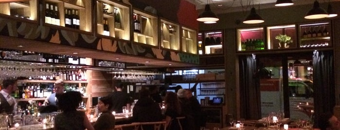 Combina is one of Top Power Lunch Spots in NYC.