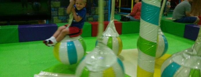 Catch Air is one of Tempat yang Disukai Marissa.