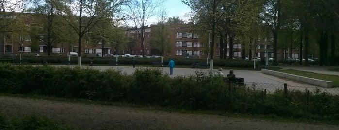 Wasserspielplatz is one of Tempat yang Disukai Sevil.