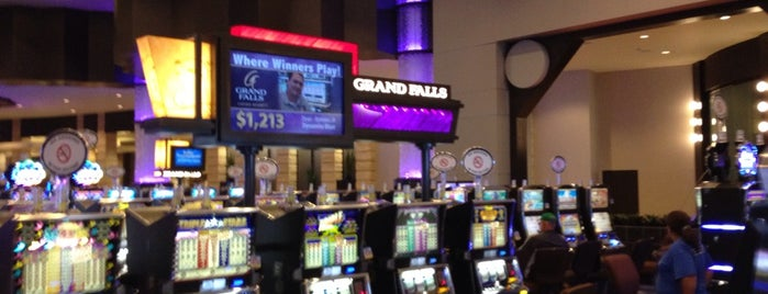 Grand Falls Casino is one of Top Things to do in Sioux Falls.