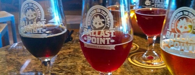 Ballast Point Brewing & Spirits is one of Welcome to San Diego.