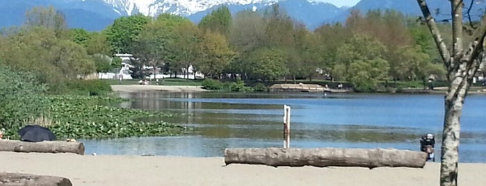 Trout Lake is one of Lugares favoritos de Andre.