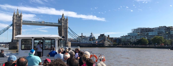 City Cruises is one of London, UK (attractions).