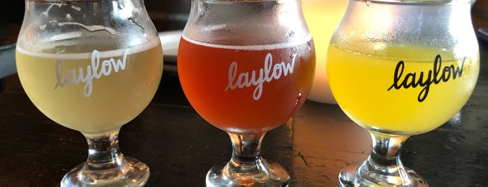 Laylow Beer Bar & Eatery is one of Daniel's Saved Places.