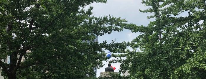 South African War Memorial is one of Public/Outdoor Art in Toronto.