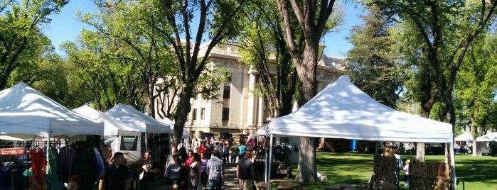 Prescott Territorial Days Arts & Crafts Show is one of Guide to Prescott's Best Spots.