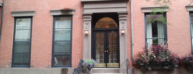 Norman Mailer's Last Home is one of Brooklyn Heights faves.