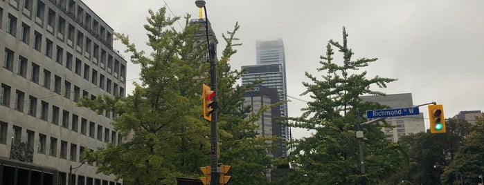 Sir Adam Beck Monument is one of Public/Outdoor Art in Toronto.