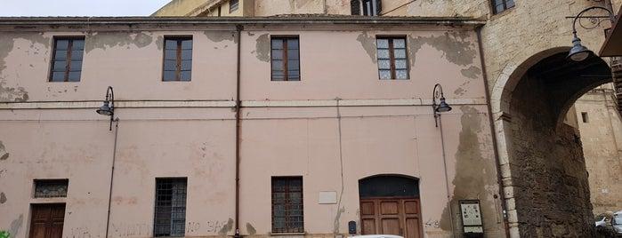 Quartiere fortificato del Castello is one of SARDEGNA - ITALY.