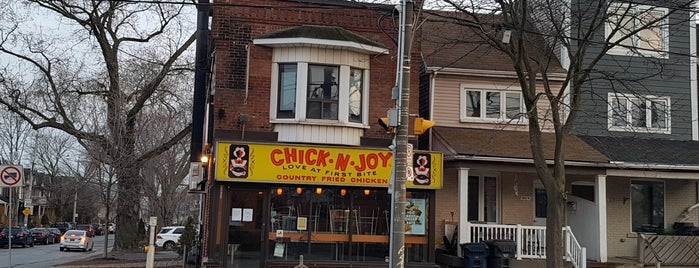 Chick-n-Joy is one of Food Places.