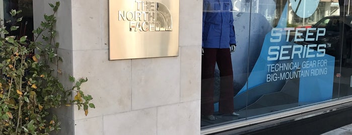 The North Face is one of Lieux qui ont plu à Miguel.