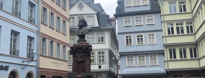 Neue Altstadt is one of Frankfurt 🇩🇪.