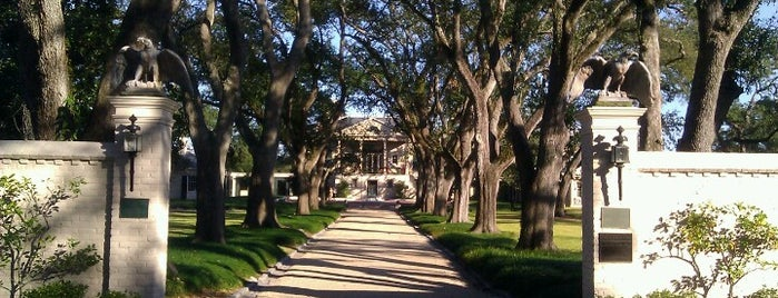 Longue Vue House & Gardens is one of NOLA.