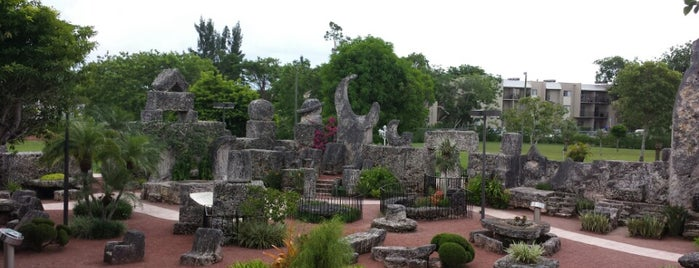 Coral Castle is one of Pixie and Jenna in South Florida.