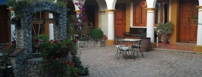 Hotel Casa Margarita is one of Lugares favoritos de Ricardo.