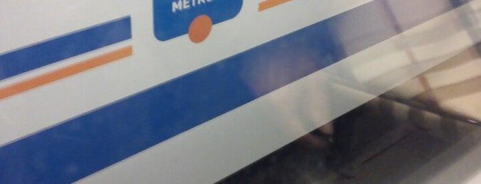 MetroBs Prealpino is one of Stazioni Metro Brescia.