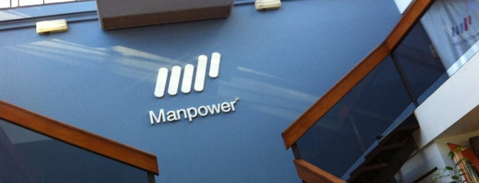 Manpower is one of Locais curtidos por Ela.