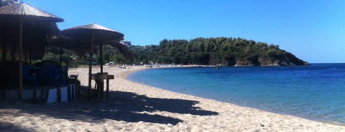 Aretes Beach is one of Halkidiki.