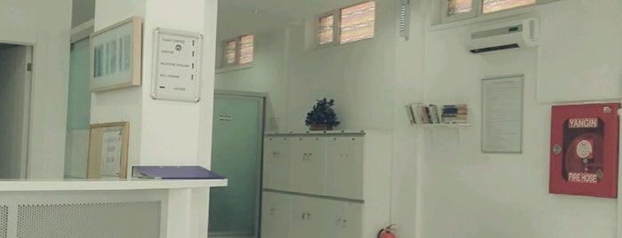 Hiper-B.Hiperbarik Oksijen,Ayak Sağlığı ve Yara Tedavi Merkezi is one of Tugba : понравившиеся места.