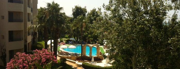 Maritim Hotel Club Alantur Alanya is one of antalya~ alanya~ side~belek.