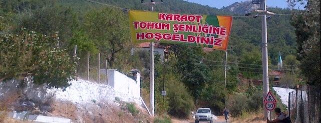 Karaot Köyü is one of İzmir Best <3.