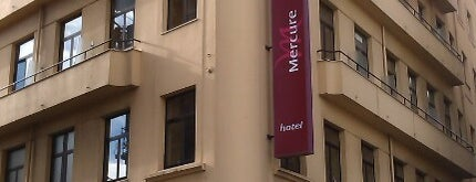 Mercure Hotel Porto is one of Joud's Liked Places.