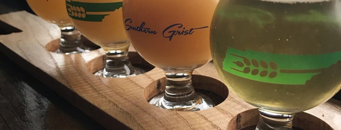 Southern Grist Brewing Company is one of 10IC.