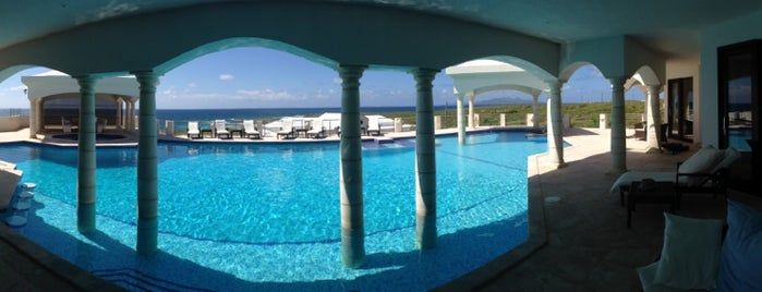 Moonraker Villa - Anguilla is one of Malcolm's Liked Places.