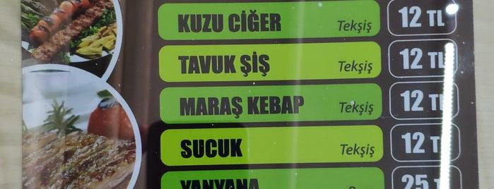 Abdulgadir Usta Tek Şiş is one of Kahramanmaraş.
