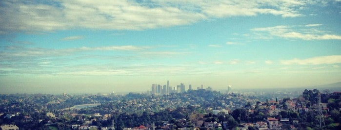 Griffith Park Trail is one of Favorite L.A. Spots.