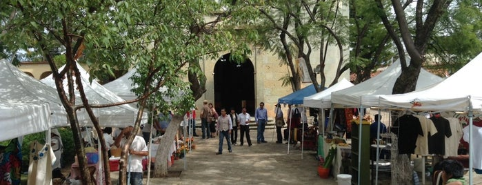 Iglesia De Xochimilco is one of Guide to Oaxaca's best spots.