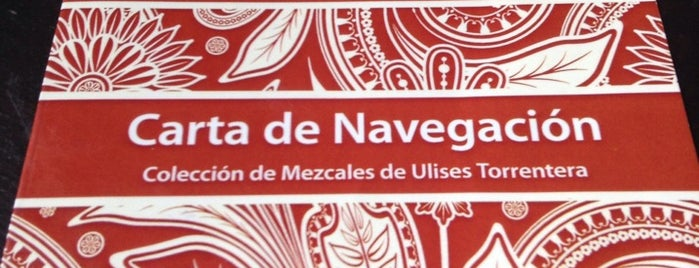 In Situ Mezcalería is one of Oaxaca.