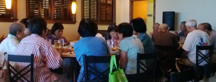 Goji Cafe is one of Tempat yang Disimpan Naveen.