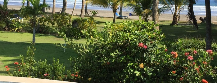 Alma del Pacifico Beach Hotel & Spa is one of CR Recos.