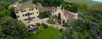Villa Selmi - Disco Garden is one of Veneto best places 2nd part.