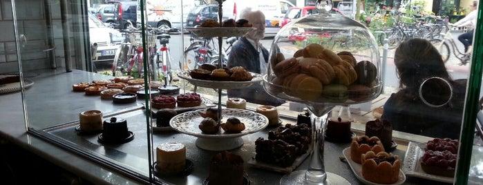 Bernstein & Inbar is one of Düsseldorf Best: Coffee & desserts.