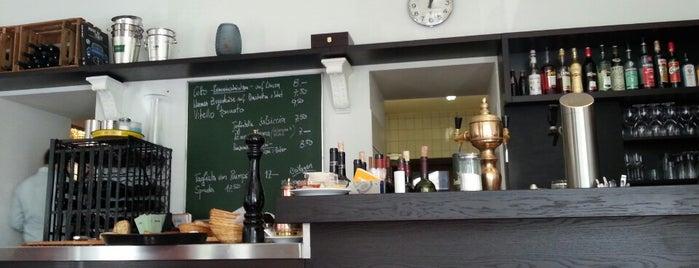 Menta is one of The List:Dusseldorf.