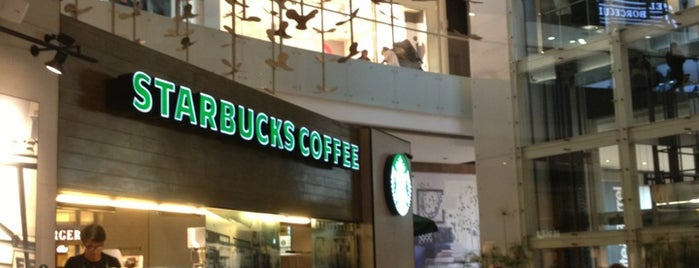 Starbucks is one of Lugares en Huixquilucan.