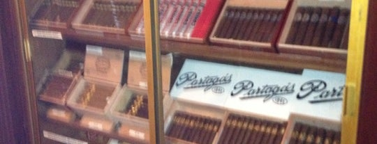 Central Cigar is one of Cigar Friendly Tampa Bay.