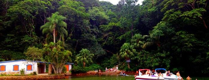 Praia do Amor is one of Posti che sono piaciuti a Ana Finoti.