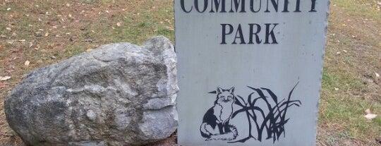 Malta Community Park is one of Orte, die Nicholas gefallen.