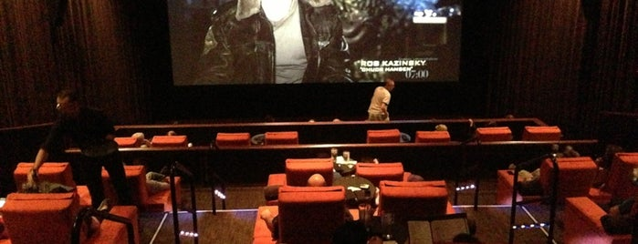 iPic Theaters is one of Austin.