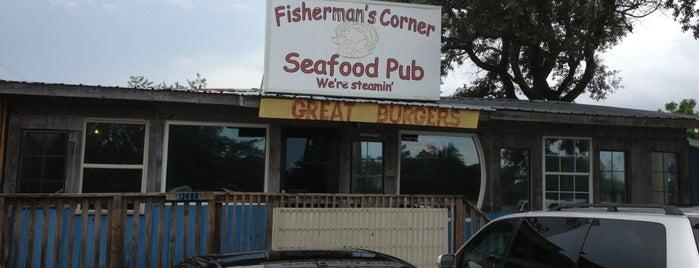 Fisherman's Corner is one of Gulf Shores.