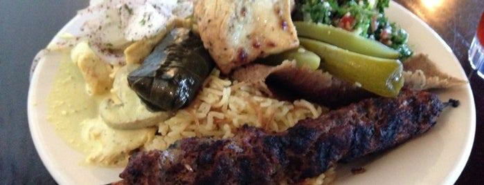 Ali Baba Mediterranean Grill is one of To Try - DFW Area.