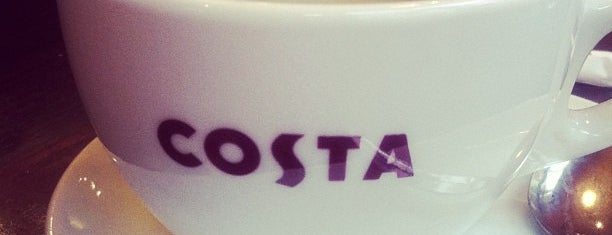 Costa Coffee is one of Posti che sono piaciuti a Lorella.