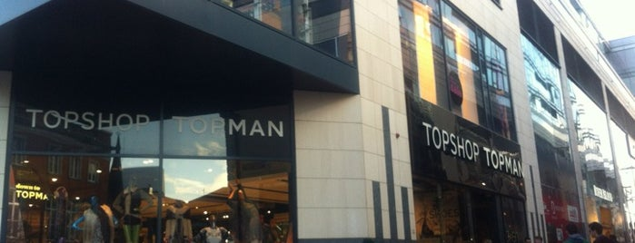 Topman is one of Lieux qui ont plu à Carl.