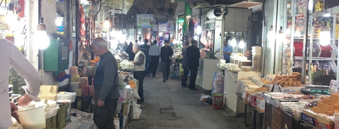 Bazar de Tabriz is one of Lieux sauvegardés par Hamed.